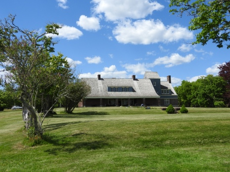 Van Horne estate home called Covenhaven