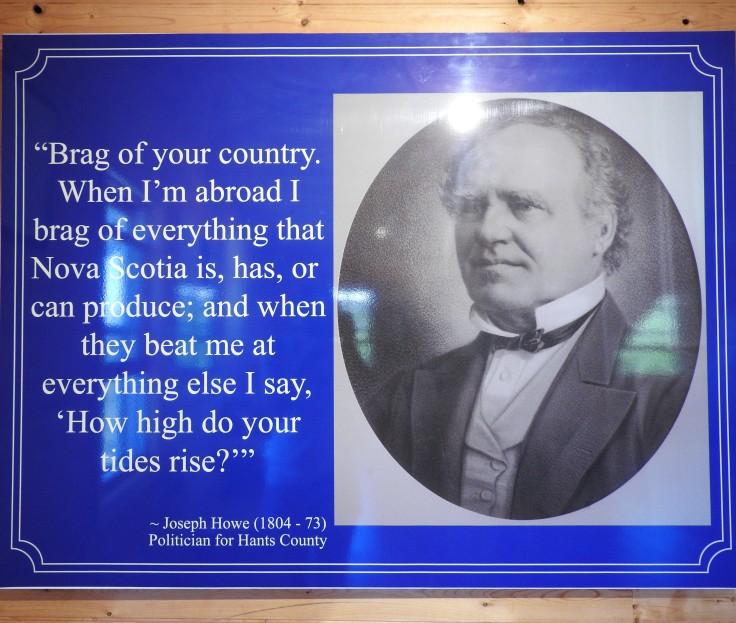 Joseph Howe quote