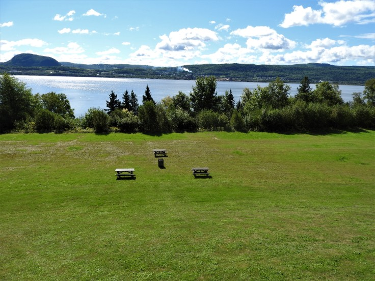 Grounds of Battle of Restigouche, National historic site