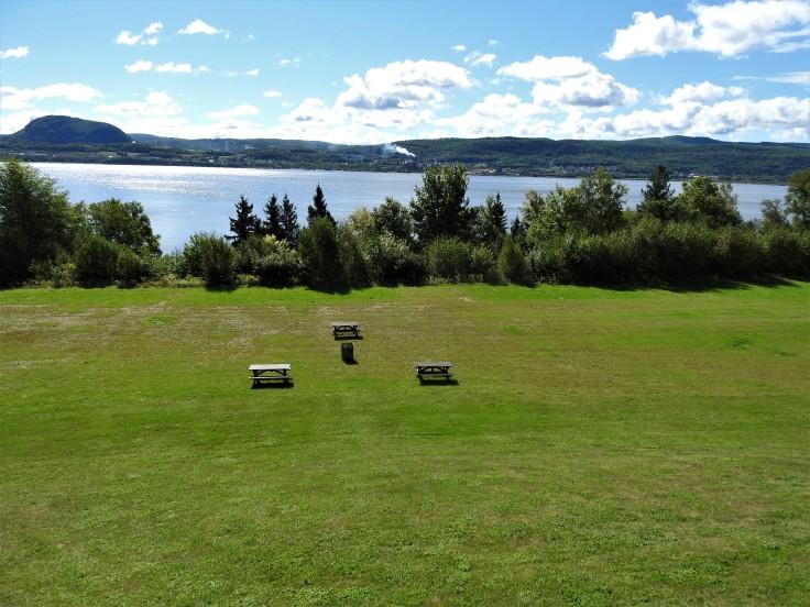 Grounds of Battle of Restigouche, National historic site