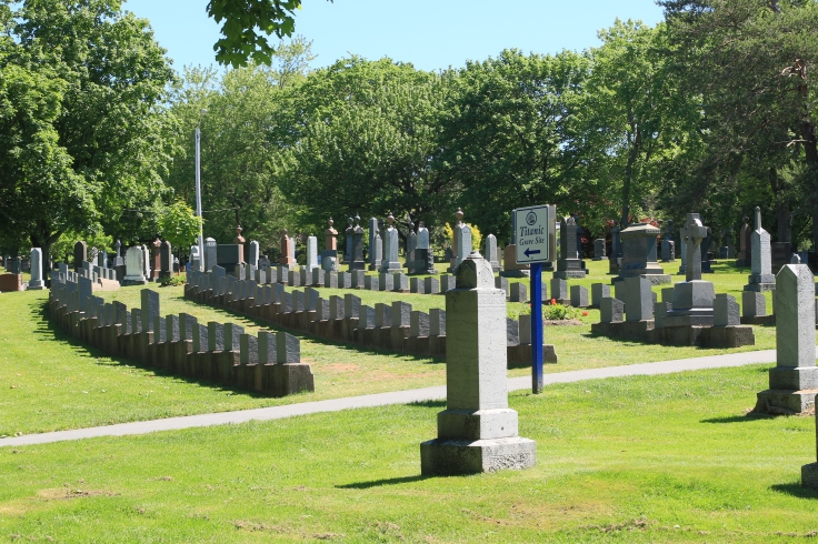 Titanic_Grave_Markers_Halifax